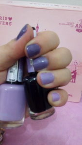 esmaltes degrade DNA Italy unhas